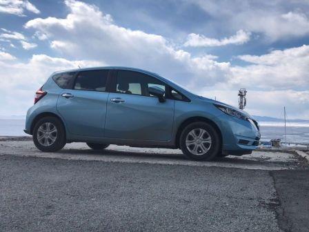 Nissan Note 2017 - отзыв владельца