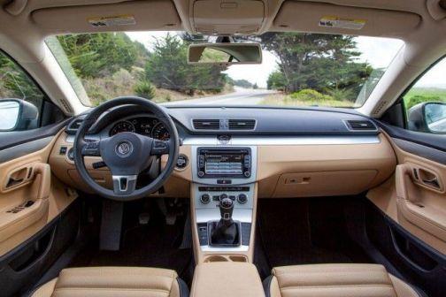 Volkswagen Passat CC 2010 - отзыв владельца