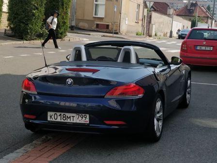 BMW Z4 2013 - отзыв владельца