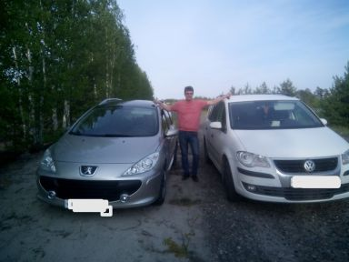 Peugeot 307 2007 отзыв автора | Дата публикации 06.04.2020.