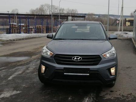 Hyundai Creta 2020 - отзыв владельца