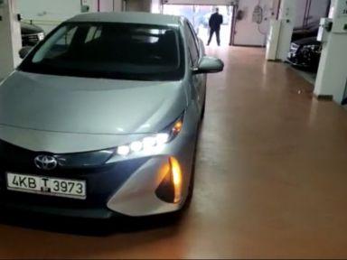 Toyota Prius Prime, 2017