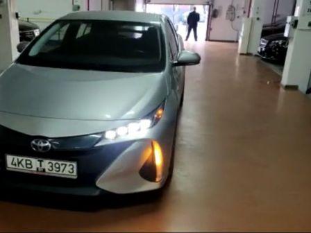 Toyota Prius Prime 2017 - отзыв владельца
