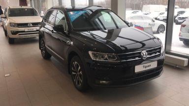 Volkswagen Tiguan 2019 отзыв автора | Дата публикации 06.04.2020.