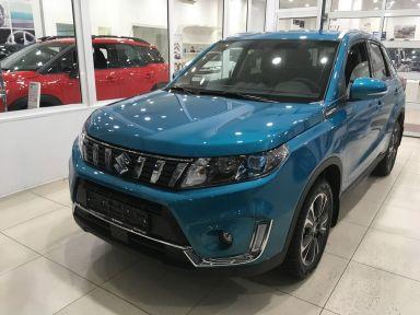 Suzuki Vitara, 2019