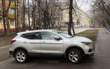 Nissan Qashqai, 2019
