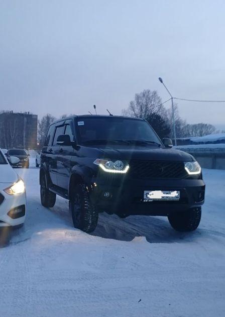 УАЗ Патриот 2019 - отзыв владельца