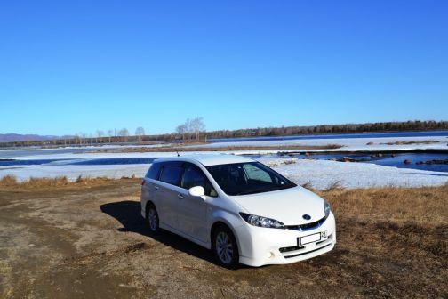Toyota Wish 2012 - отзыв владельца