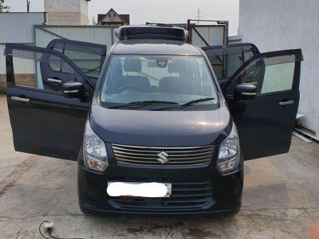 Suzuki Wagon R 2014 - отзыв владельца