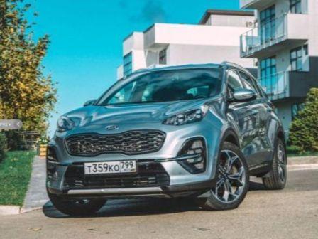 Kia Sportage 2019 - отзыв владельца