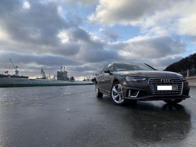 Audi A4 2019 отзыв автора | Дата публикации 19.04.2020.
