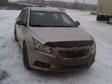 Chevrolet Cruze 2012 отзыв автора | Дата публикации 20.04.2020.
