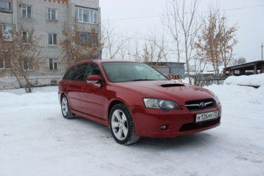 Subaru Legacy 2003 отзыв автора | Дата публикации 22.04.2020.