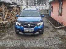 Отзыв о Renault Sandero Stepway, 2018 отзыв владельца
