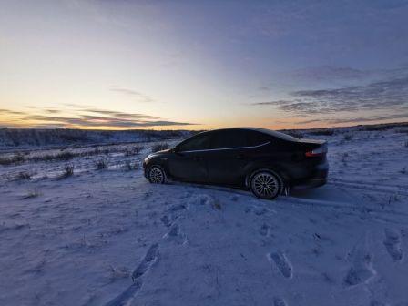 Ford Mondeo 2013 - отзыв владельца
