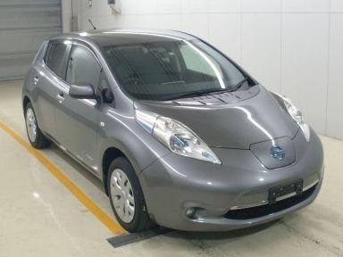 Nissan Leaf 2014 отзыв автора | Дата публикации 28.04.2020.