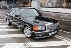 Mercedes-Benz S-Class, 1991