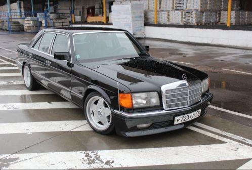 Mercedes-Benz S-Class 1991 - отзыв владельца