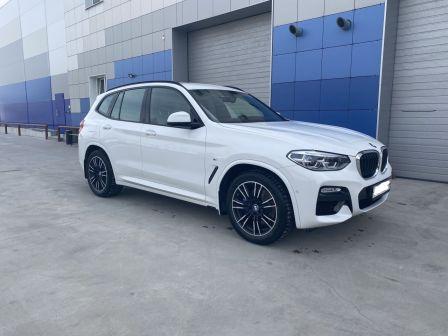 BMW X3 2018 - отзыв владельца
