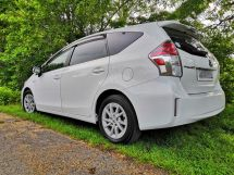 Toyota Prius a, 2016
