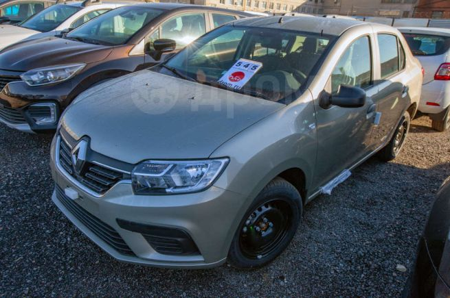 Renault Logan, 2019 год, 741 770 руб.
