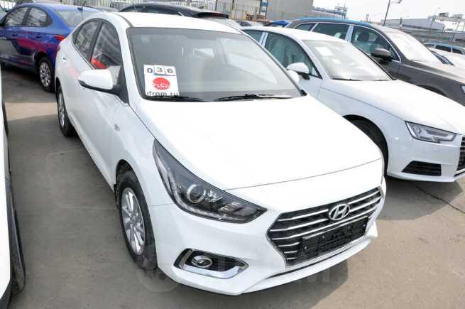 Hyundai Solaris, 2018 год, 954 900 руб.