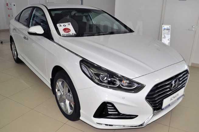 Hyundai Sonata, 2019 год, 1 883 456 руб.