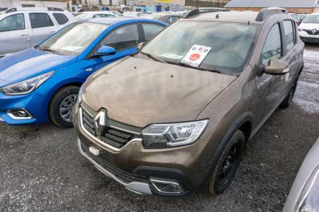 Renault Sandero Stepway, 2020 год, 808 000 руб.