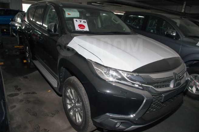 Mitsubishi Pajero Sport, 2019 год, 2 631 000 руб.