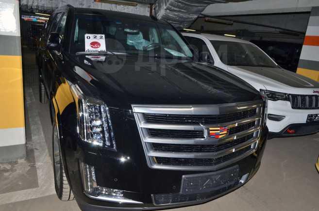 Cadillac Escalade, 2019 год, 6 390 000 руб.