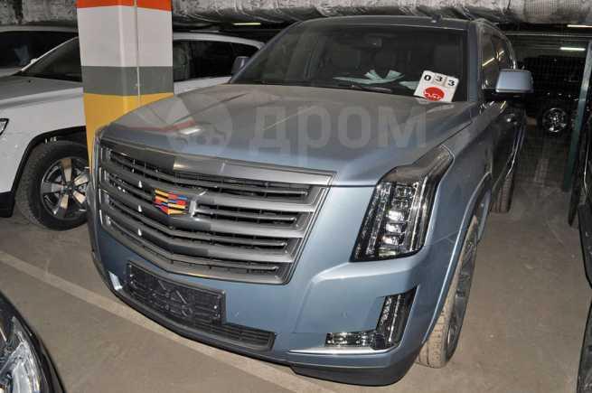 Cadillac Escalade, 2019 год, 8 396 000 руб.