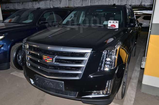 Cadillac Escalade, 2019 год, 6 920 000 руб.