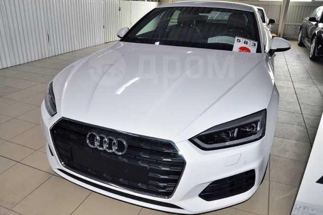 Audi A5, 2019 год, 2 520 775 руб.