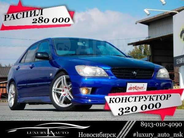 Toyota Altezza, 2005 год, 270 000 руб.