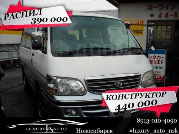 Toyota Hiace, 2001 год, 390 000 руб.