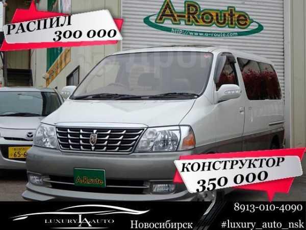 Toyota Grand Hiace, 2001 год, 300 000 руб.