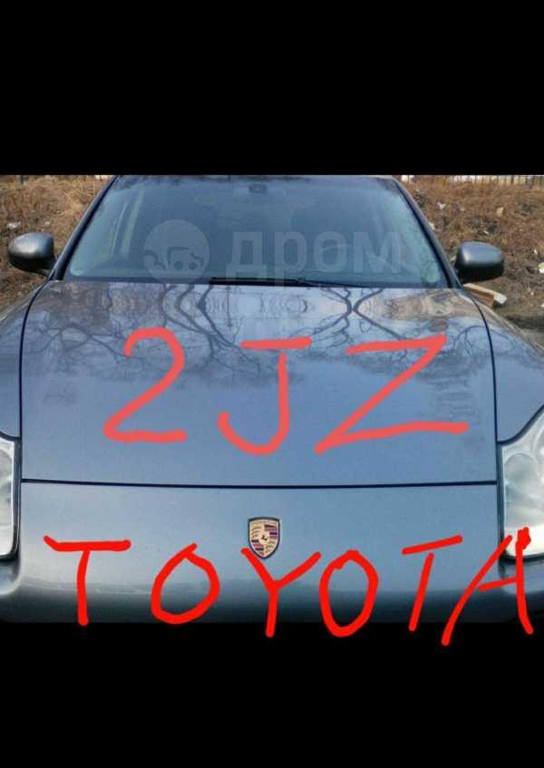 Porsche Cayenne, 2006 год, 580 000 руб.