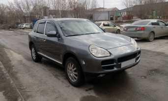 Новосибирск Cayenne 2003