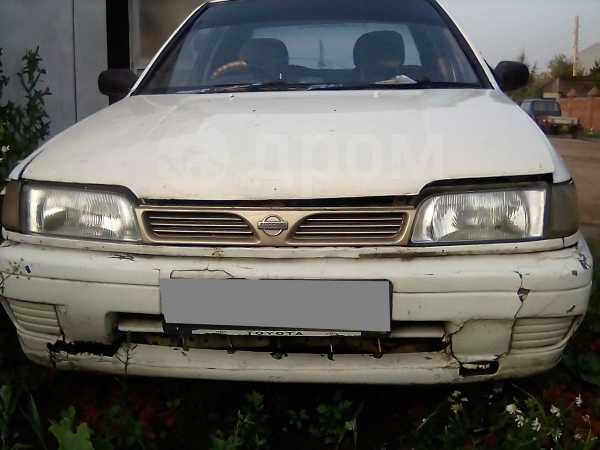 Nissan Pulsar, 1992 год, 70 000 руб.