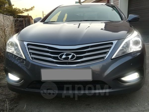 Hyundai Grandeur, 2012 год, 998 000 руб.