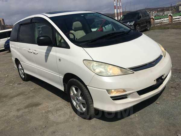 Toyota Estima, 2005 год, 285 000 руб.