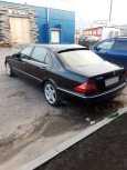 Mercedes-Benz S-Class, 2003 год, 750 000 руб.