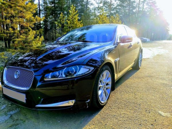 Jaguar XF, 2012 год, 1 150 000 руб.