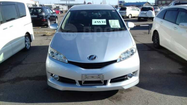Toyota Wish, 2010 год, 848 000 руб.