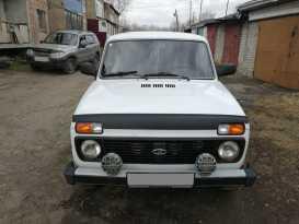 Новосибирск 4x4 2121 Нива 2012