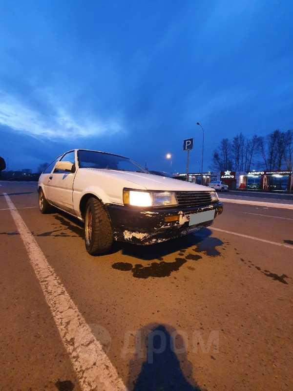 Toyota Corolla Levin, 1984 год, 1 500 000 руб.