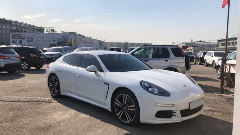 Porsche Panamera, 2013 год, 3 099 000 руб.