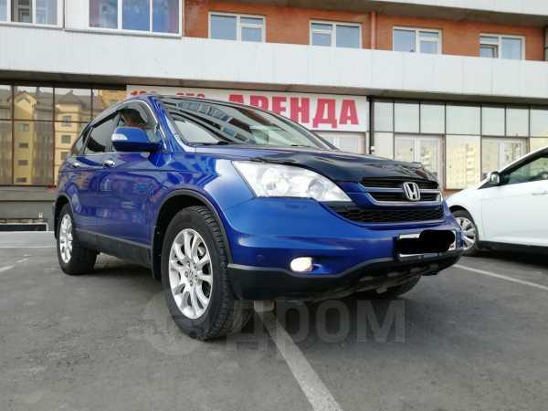 Honda CR-V, 2012 год, 870 000 руб.