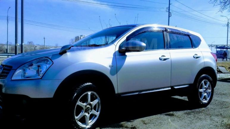 Nissan Dualis, 2008 год, 629 000 руб.