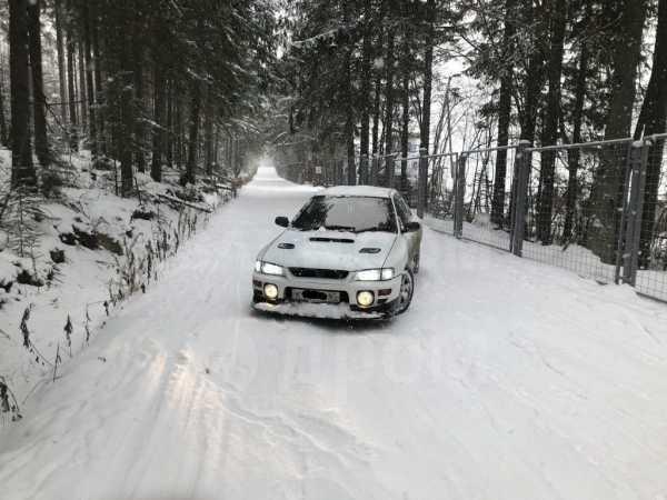 Subaru Impreza WRX STI, 1999 год, 250 000 руб.